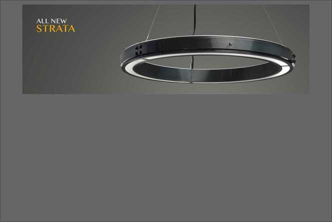 Custom made modern designer chandeliers, led pendant lights, wall sconces, linear suspensions, bathroom vanity lights and more